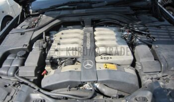 Mercedes-Benz W140 S600 WALD full