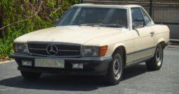 Mercedes-Benz 500SL R107 91.207km