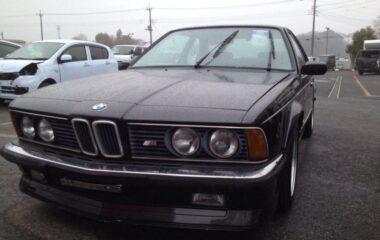 BMW M6 E24 M635CSI M88 286HP