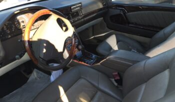 Mercedes-Benz CL600 6.0 AMG 441HP full