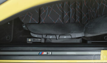 BMW E36 M3 3,2L 6MT Dakargelb full