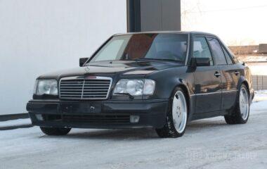Mercedes-Benz E500 W124 Project Car