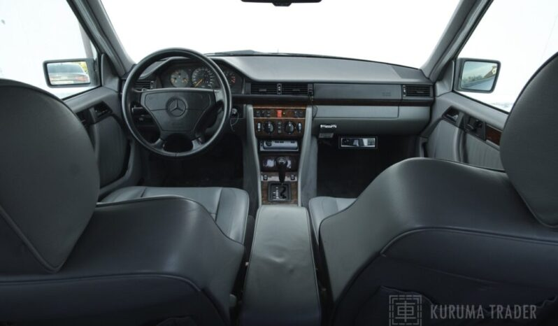 Mercedes-Benz E500 W124 Project Car full