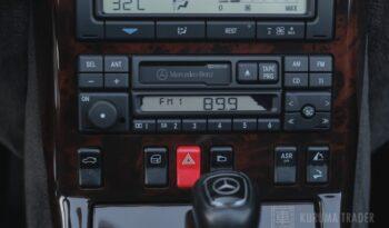 Mercedes-Benz SL320 R129, 23.610km full