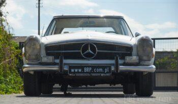 Mercedes-Benz W113 250SL PAGODA full