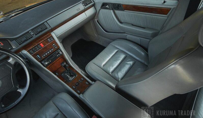 Mercedes-Benz 500E W124 Porsche full