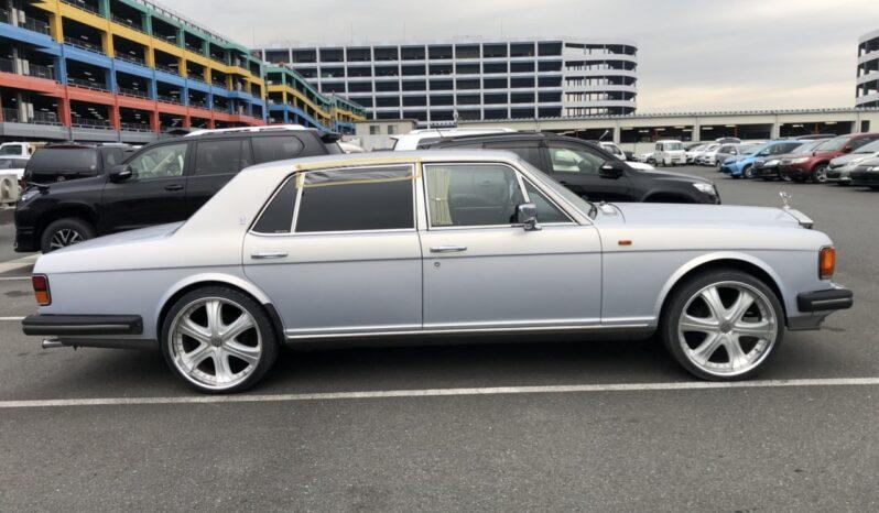 Rolls Royce Silver Spur II full