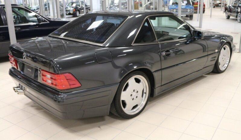 Mercedes-Benz R129 500SL Brabus full