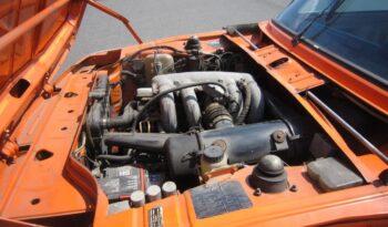 BMW 2002tii Kugelfischer, Orange full