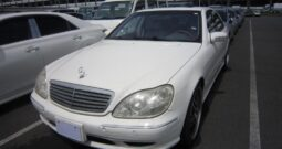 Mercedes-Benz S63 AMG W220 1 of 70 made