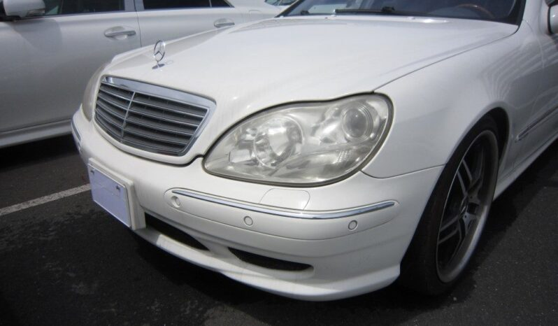 Mercedes-Benz S63 AMG W220 1 of 70 made full