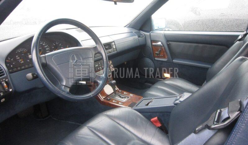 Mercedes-Benz R129 SL500 full