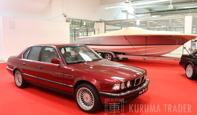 BMW E32 750i, Xenon and PDC full