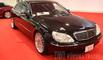 Mercedes-Benz S500L Carlsson full