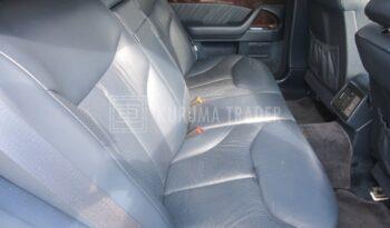 Mercedes-Benz W140 S500 full