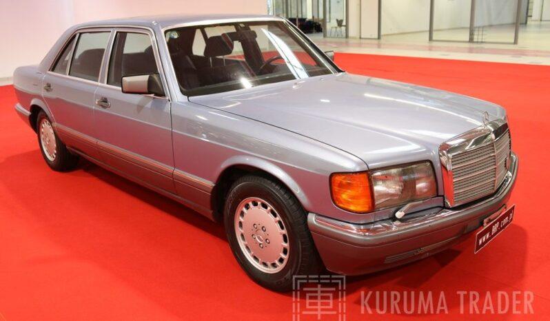 Mercedes-Benz W126 560SEL full