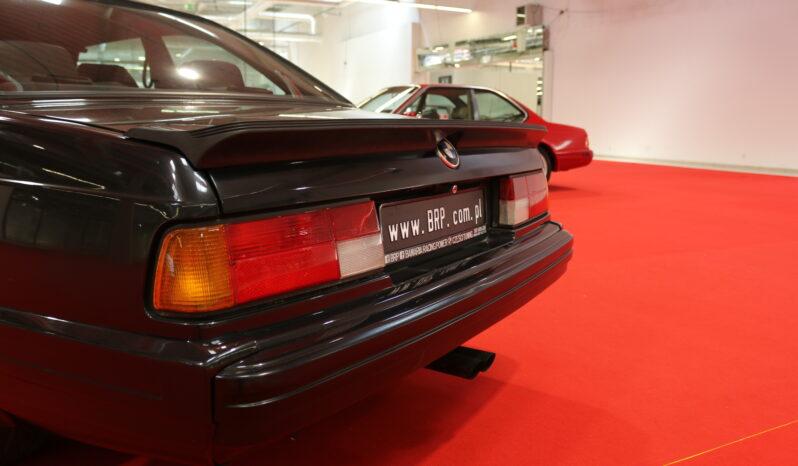 BMW E24 635CSi full