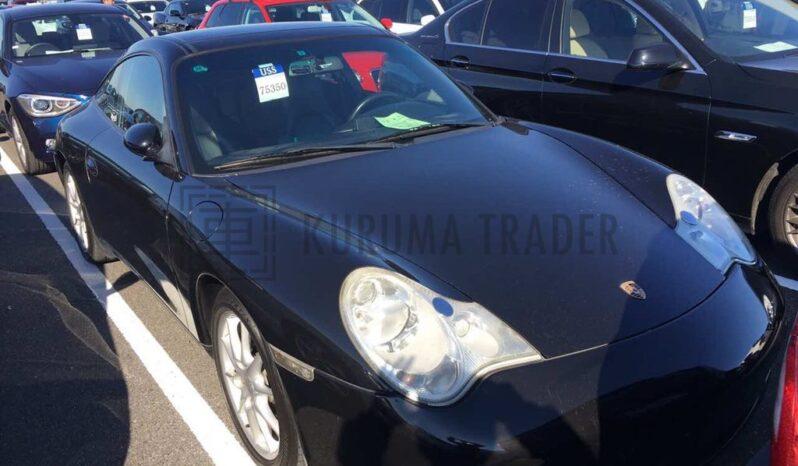 Porsche 911 996 Targa full