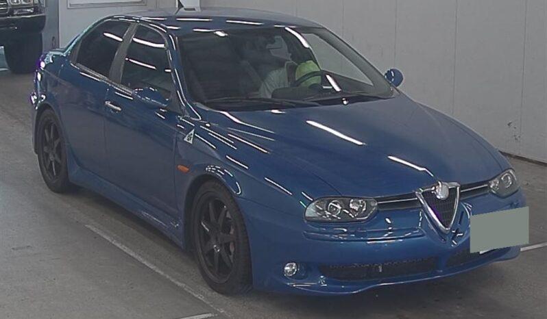 ALFA ROMEO 156 GTA full