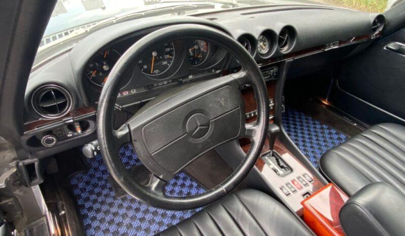 MERCEDES-BENZ 500SL full