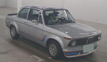 BMW 2002 TURBO full