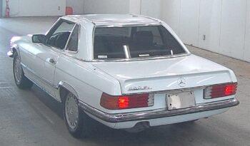 MERCEDES-BENZ 560SL full
