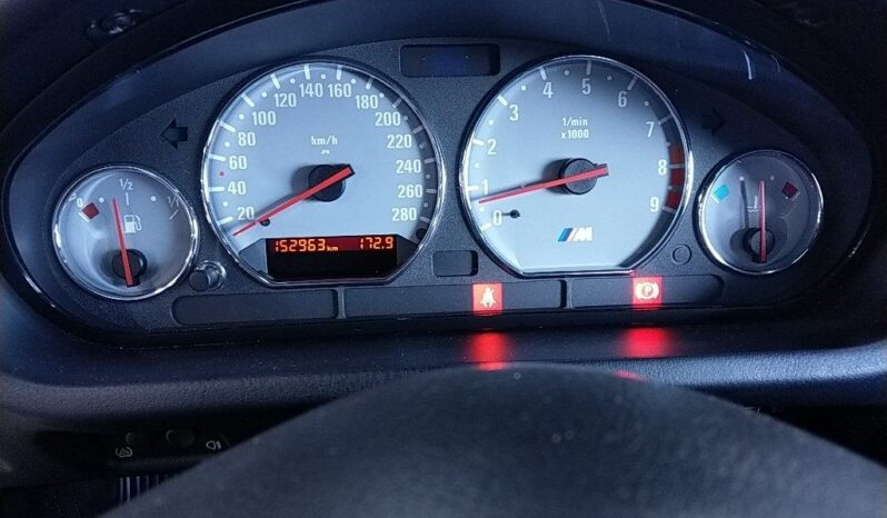 BMW Z3 M COUPE full
