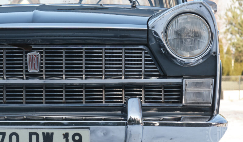 FIAT 1800 B 1964 full