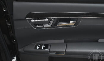 MERCEDES S 63 L AMG V221 2010 full