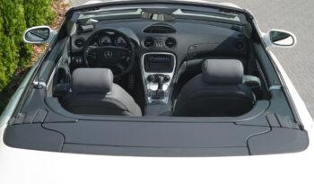 MERCEDES SL 55 AMG R230 2002 full