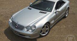 MERCEDES SL 500 R230