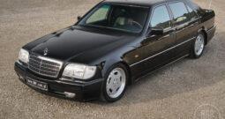 MERCEDES 600 SEL AMG W140