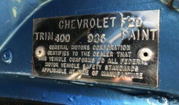 CHEVROLET CORVETTE STINGRAY full