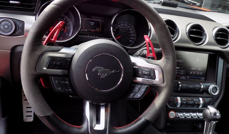 FORD MUSTANG 50 YEARS EDITION full