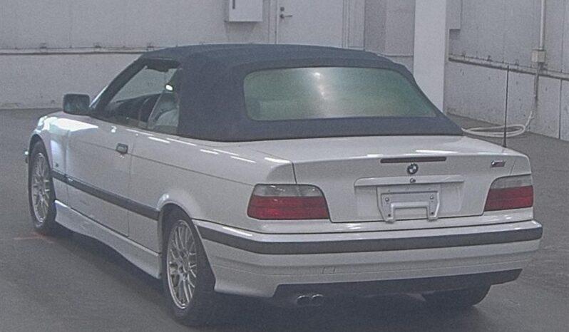 BMW 328I CABRIOLET full