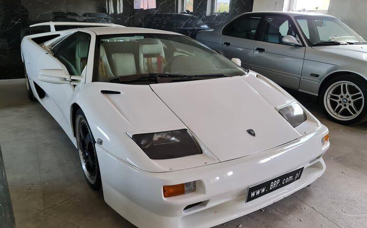 Lamborghini Diablo 5,7L Japan Import, Italian Version OZ SV TUNING full