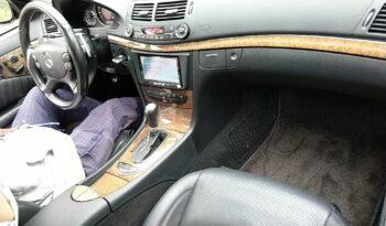 MERCEDES-BENZ E63 AMG full