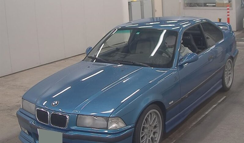 BMW M3 COUPE full