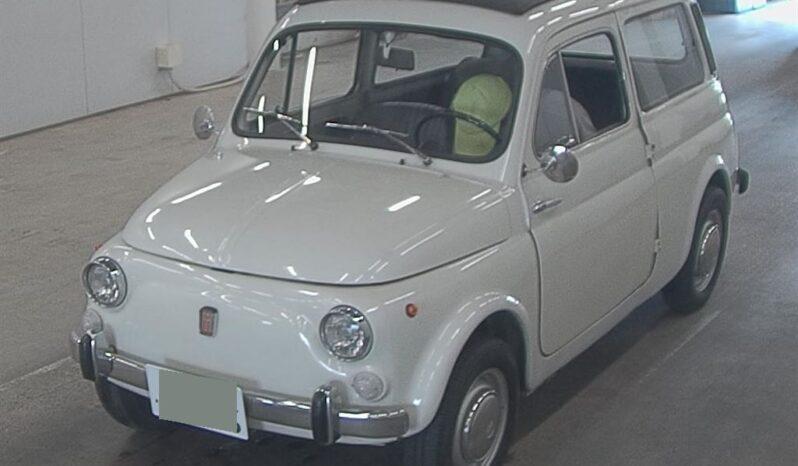 FIAT 500 GIARDINIERA full