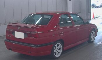 ALFA ROMEO 155 V6 LIMITED VERSION full