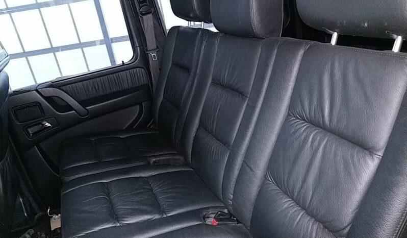 MERCEDES-BENZ G500 LONG full