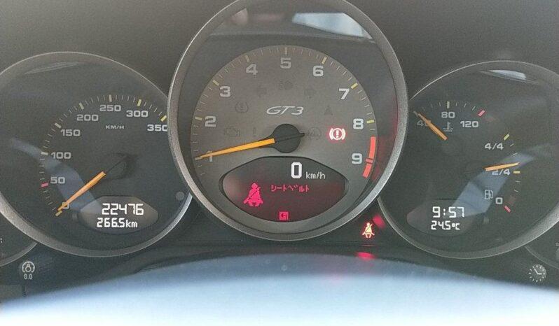 PORSCHE 911 GT3 RS full