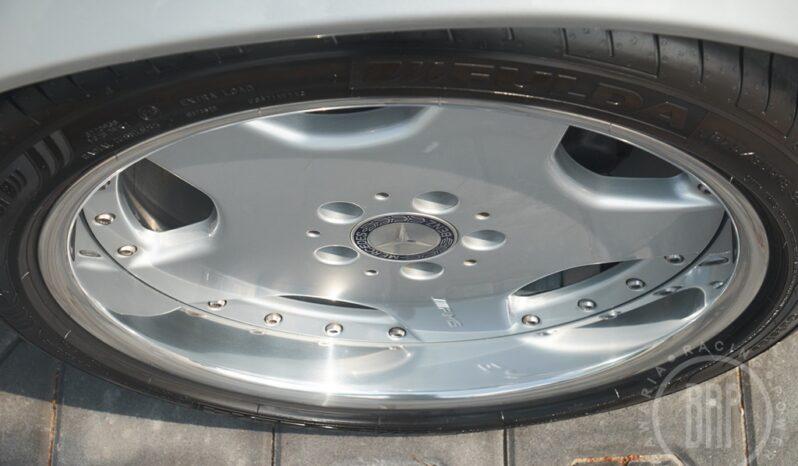 MERCEDES SL 60 AMG R129 full
