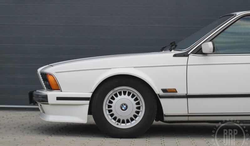BMW 635 CSi E24 full