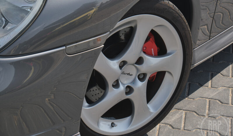 PORSCHE 911 TURBO 996 full