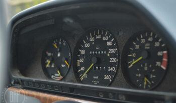 MERCEDES 560 SEL W126 full