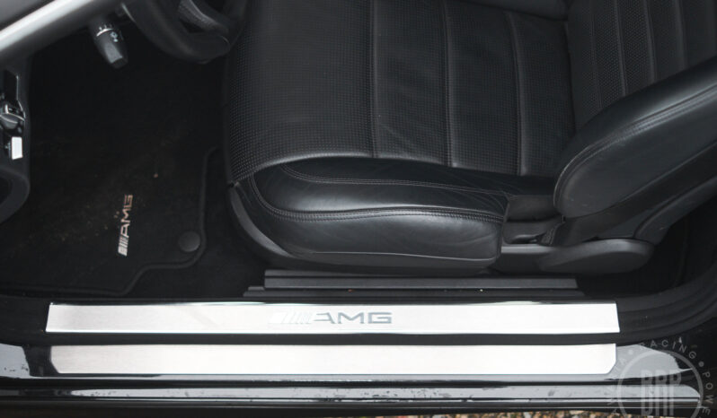 MERCEDES CL 63 AMG C216 full