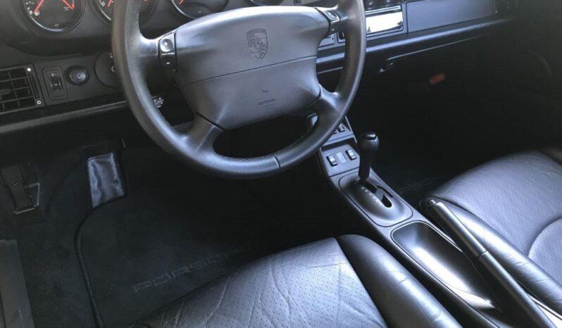 PORSCHE 911 CARRERA CABRIOLET full